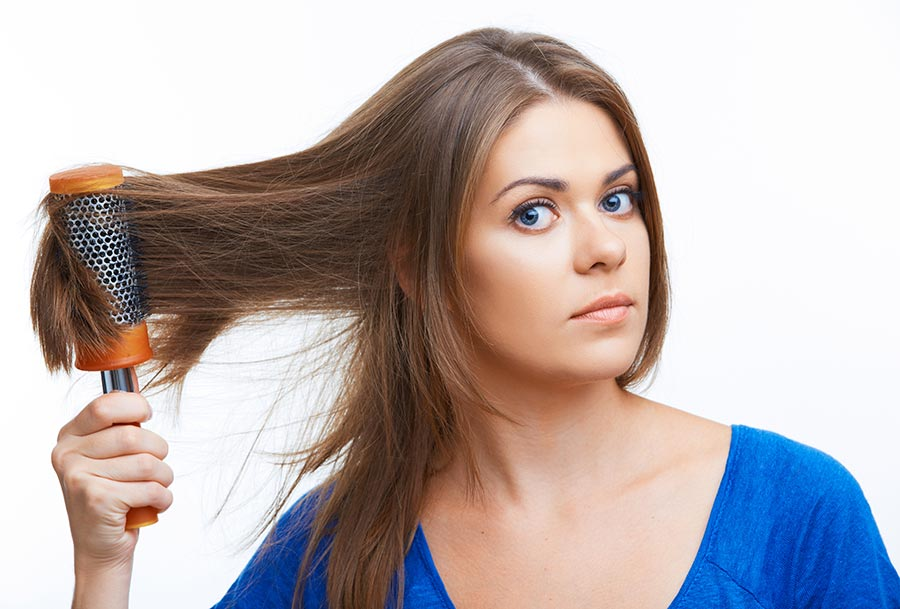 Hair Combing & Styling tips for hair growth