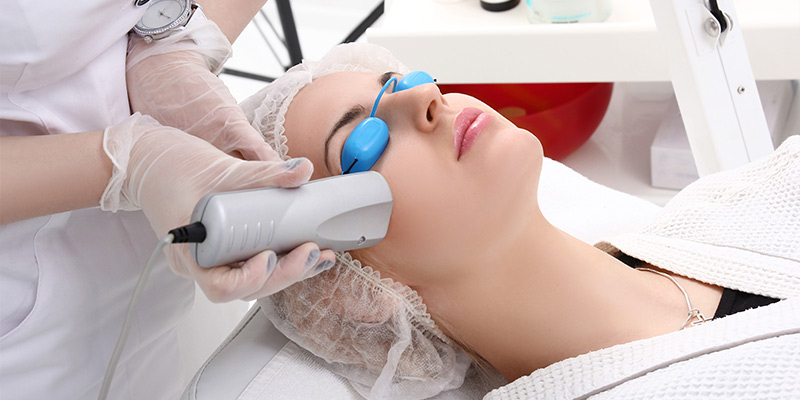 laser skin tightening treatments