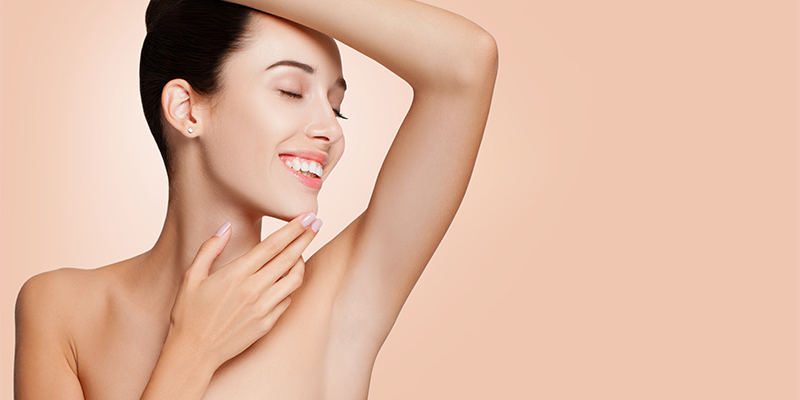 How To Remove Underarm Hair  Armpit Hair  Permanently