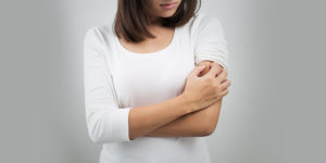 pimples on arms and shoulders