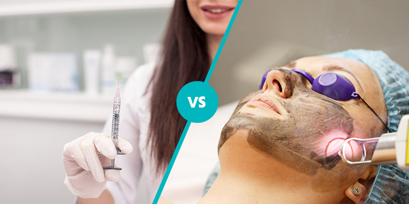 Skin Whitening Injection Vs Treatment