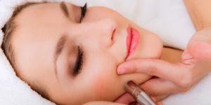 chin hair removal