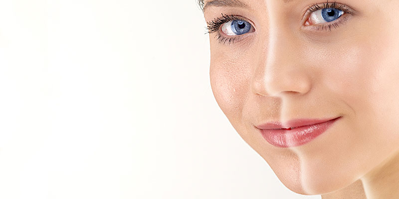 how to close open pores on face