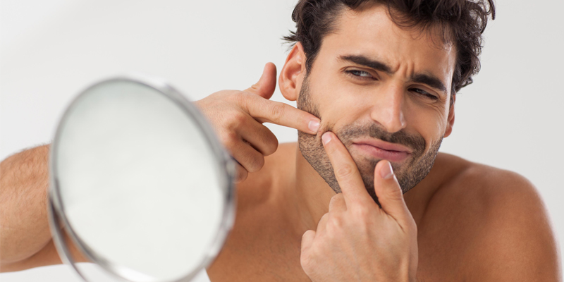 why you shouldn't pop a pimple