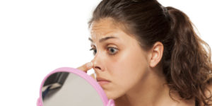 how to get rid of pimple scars on nose