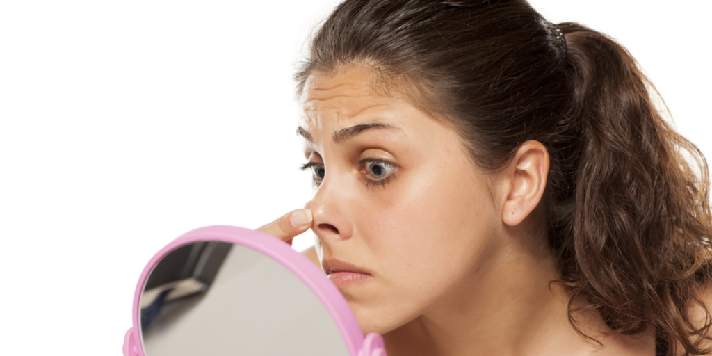 How to get rid of pimples scars on nose