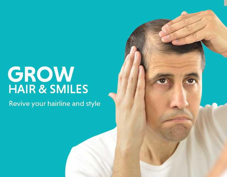 prp treatment for hair loss and hair fall