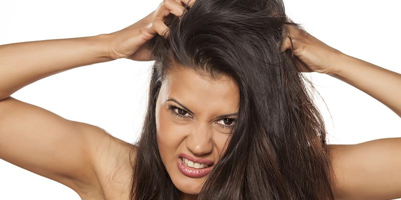 scalp problems