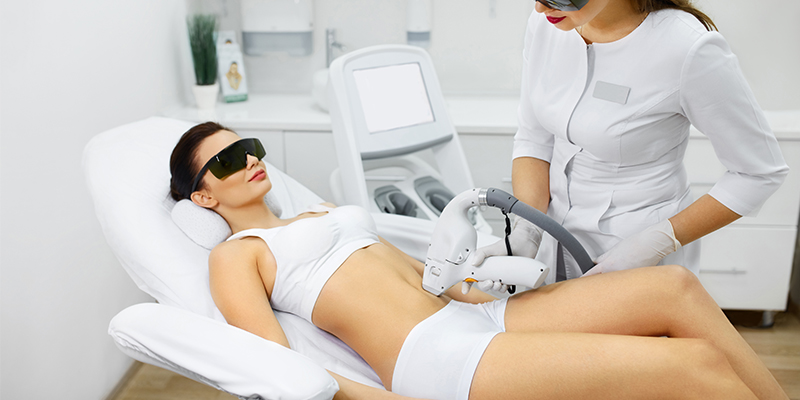 full body laser hair removal india