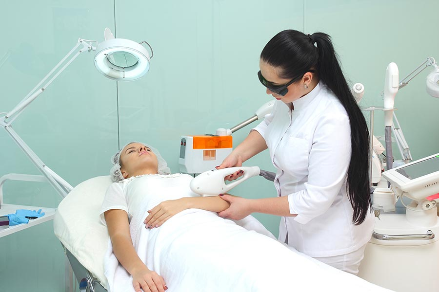 laser hair removal cost in vizag
