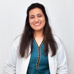 Dr. Shruti M K