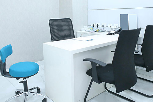 Oliva Clinic Consultation Room