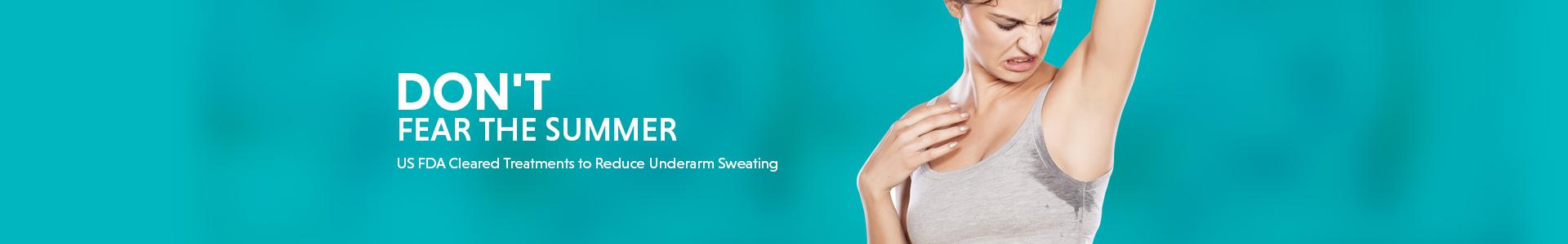 anti-sweating