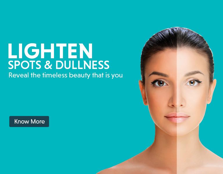 skin-whitening offer