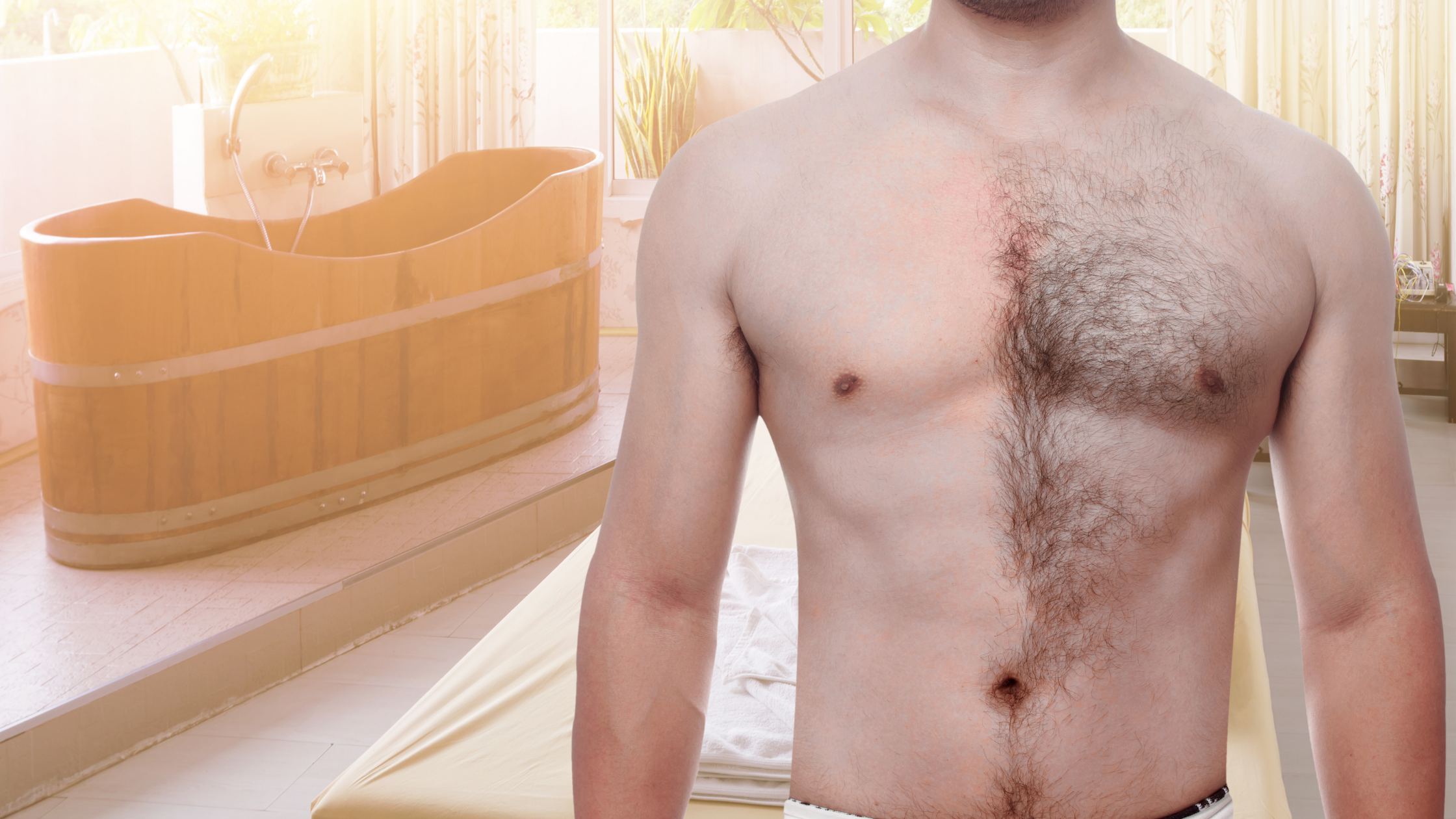 Laser Hair Removal To Treat Hypertrichosis