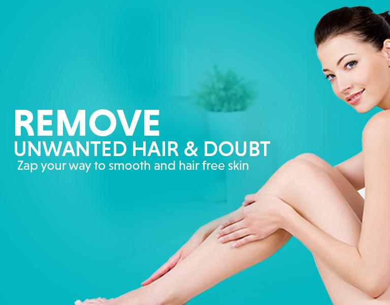 LHR- Laser Hair Removal Treatment