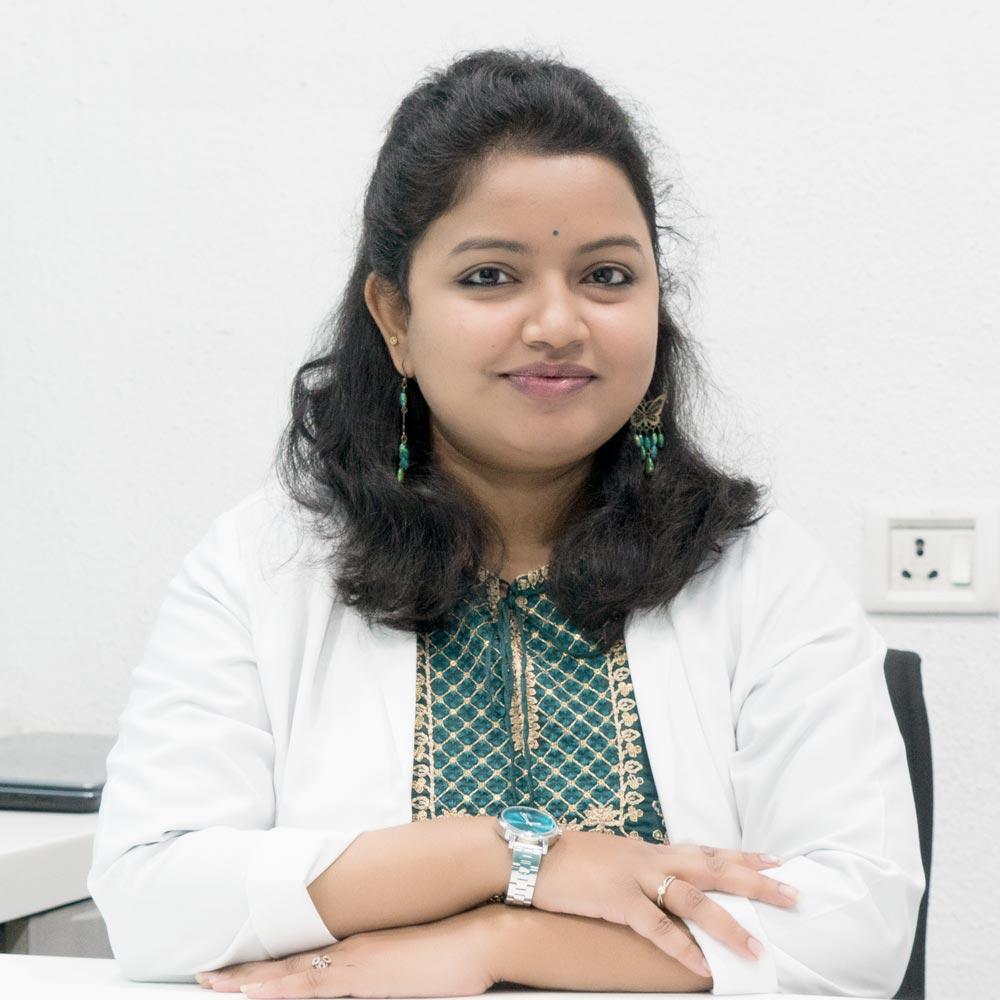 Dr Ashwini B
