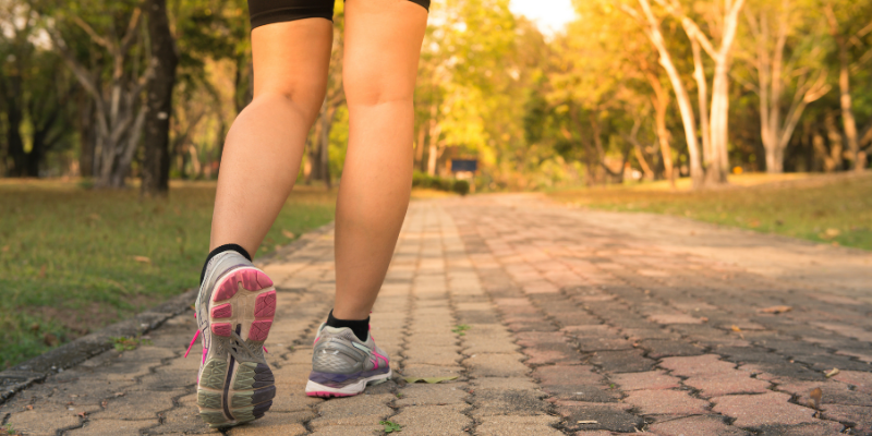 Brisk Walking is a Great Workout for you