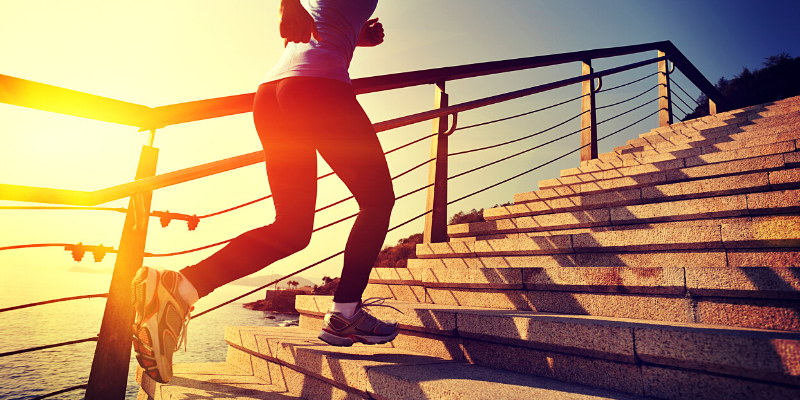 10 Benefits of Climbing Stairs